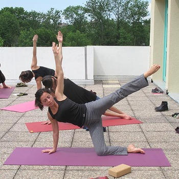 yoga formation pratique